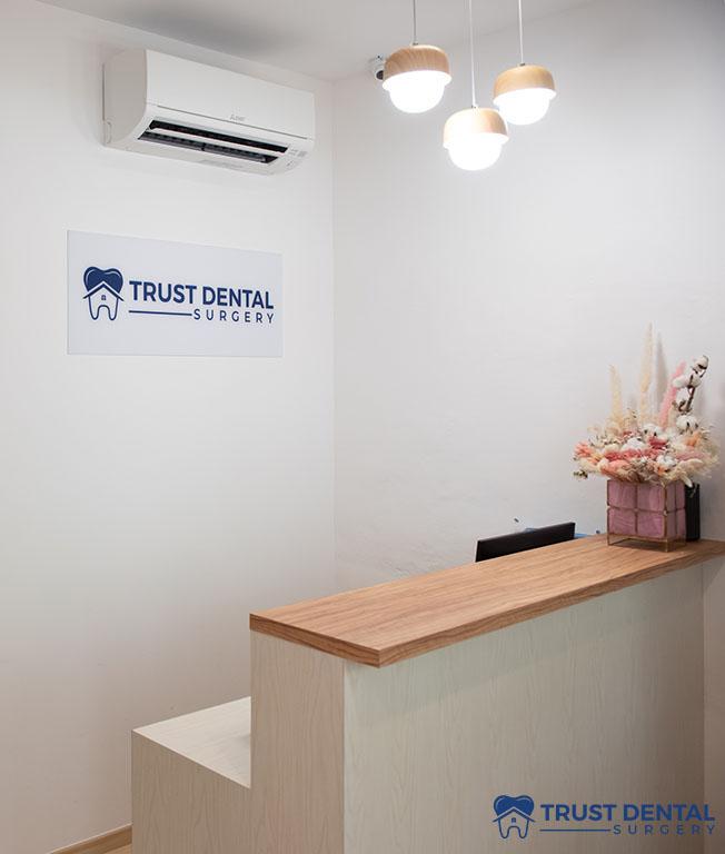 Trust Dental Surgery Dental Implant clinic